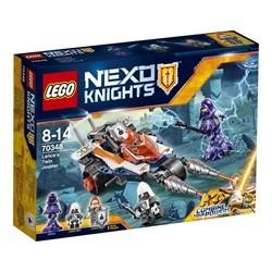 LEGO Nexo Knights Lances dobbelte turneringsdragster 70348