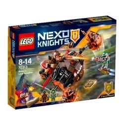 LEGO NEXO KNIGHTS Moltors lavasmadrer 70313