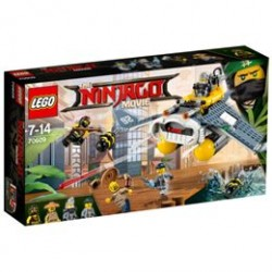 LEGO Ninjago Rokkebomber