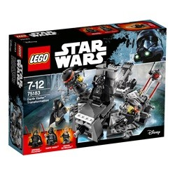 "LEGO Star Wars Darth Vaderâ""¢ forvandling 75183"