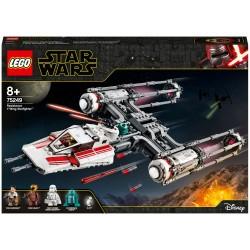 LEGO Star Wars Episode IX Modstandsbevægelsens Y-wing-stjernejager