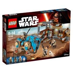 """LEGO Star Wars TM Mødet på Jakkuâ""""¢ 75148"""