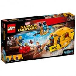 LEGO Super Heroes Ayeshas hævn