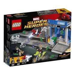 LEGO Super Heroes hæveautomatrøveri 76082