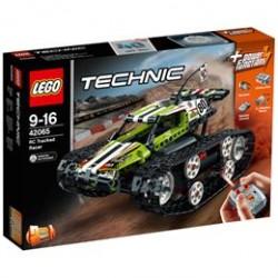 LEGO Technic RC racerbil med larvefødder