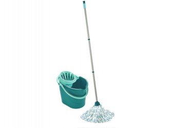 Leifheit Classic Mop Set Gulvvasker - Grøn