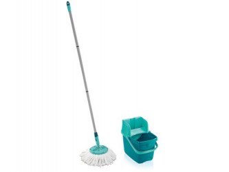 Leifheit Combi Disc Mop Gulvvasker - Grøn