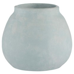 Lene Bjerre urtepotteskjuler - Asielle - Himmelblå