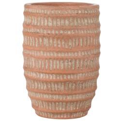 Lene Bjerre urtepotteskjuler - Jillia - Terracotta