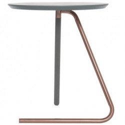 Less than 3 bord (grÅ/kobber)