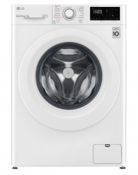 LG F2WP207S0WS Vaskemaskine - Hvid