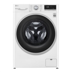 LG F4wv409n1we Vaskemaskine - Hvid