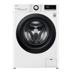 LG F4wv409s3w Vaskemaskine - Hvid