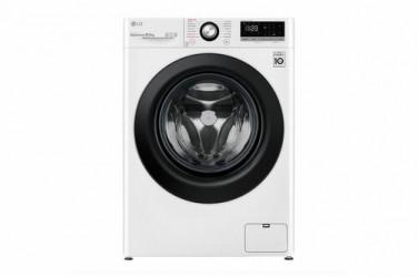 LG F4wv410s3w Vaskemaskine - Hvid