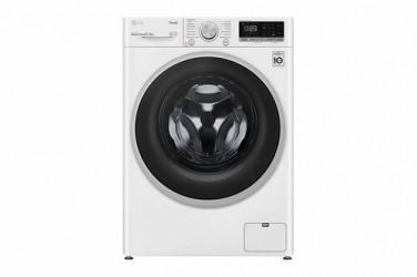 LG K4dv508s1w Vaske-tørremaskine - Hvid