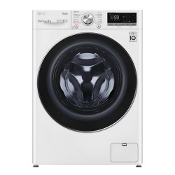 LG W4wv712s1w Vaskemaskine - Hvid