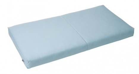 Linea by Leander - Sofabolster - Misty blue