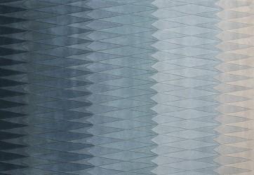 Linie Design Acacia Tæppe - Blå - 140x200