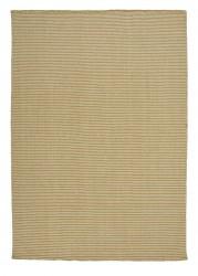Linie Design Ajo Gul uld tæppe - 160x230