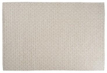 Linie Design Tile Tæppe - Beige - 160x230