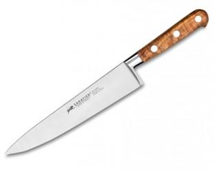 Lion Sabatier Kokkekniv brun, l: 20 cm