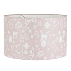 Little Dutch loftlampe - Rosa