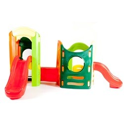 Little Tikes 8 in 1 Playground - Natural