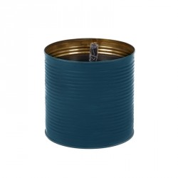 Living by Heart Outdoorcandle Petroleum