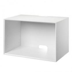 Living&more hi-fi reol - The Box - 37 x 58 x 34 cm - Hvid
