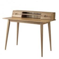 Living&more skrivebord - Alexander - Eg