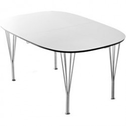 Living&more spisebord - Lotus - 102 x 152 cm