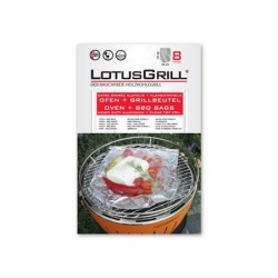 LotusGrill Barbequeposer 8-pack