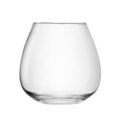 LSA International Flower Vase 38 cm klar