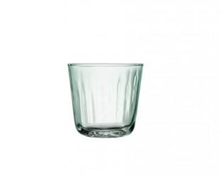 LSA International Mia Vandglas 25cl grøn 4-pak