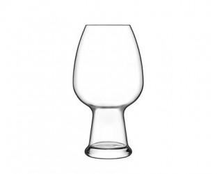 Luigi Bormioli Birrateque ølglas hvede. 78 cl Ø10,2cm H (2 st)