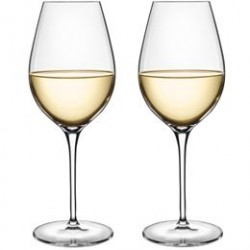 Luigi Bormioli hvidvinsglas - Vinoteque maturo - 2 stk.