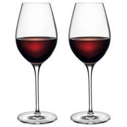 Luigi Bormioli rødvinsglas - Vinoteque - 2 stk.