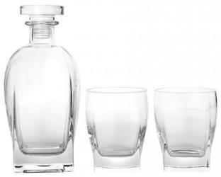 Luigi Bormioli Rossini whiskysæt 3 dele klar