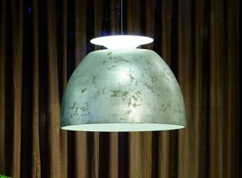 Lumini Bossa Pendel - Ø50 Sølv