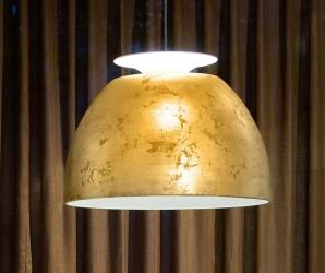 Lumini Bossa Super Pendel - Guld