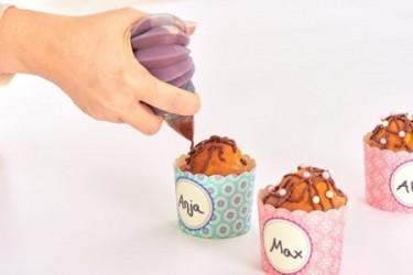Lurch Cup cake Papirform 2 slags 20 stk.