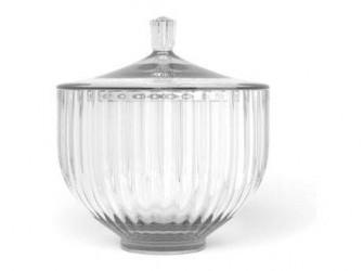 Lyngby Porcelæn Bonbonniere 14 cm