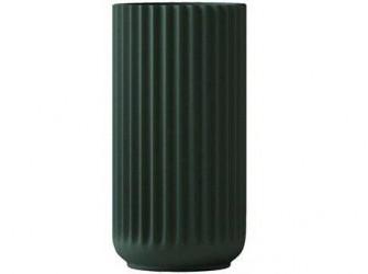 Lyngby Porcelæn Vase Copenhagen Green 15 cm
