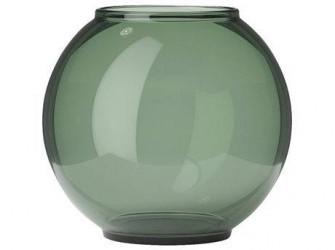 Lyngby Porcelæn Vase Grøn 10 cm