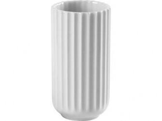 Lyngby Porcelæn Vase Hvid 10 cm