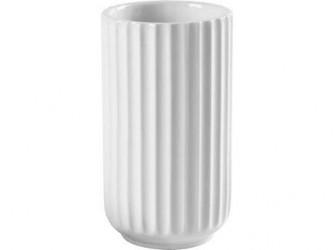 Lyngby Porcelæn Vase Hvid 12 cm