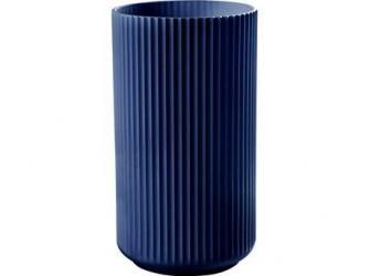 Lyngby Porcelæn Vase Midnight Blue 12 cm