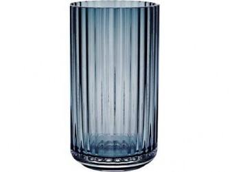 Lyngby Porcelæn Vase Midnight Blue 15 cm