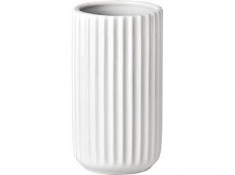 Lyngby Vase Hvid 15 cm