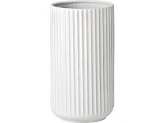 Lyngby Vase Hvid 25 cm
